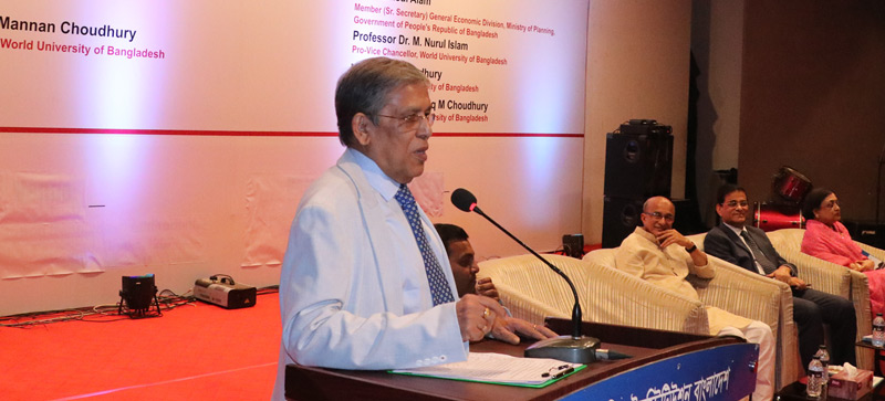 world university of bangladesh, Vice Chancellor Profile