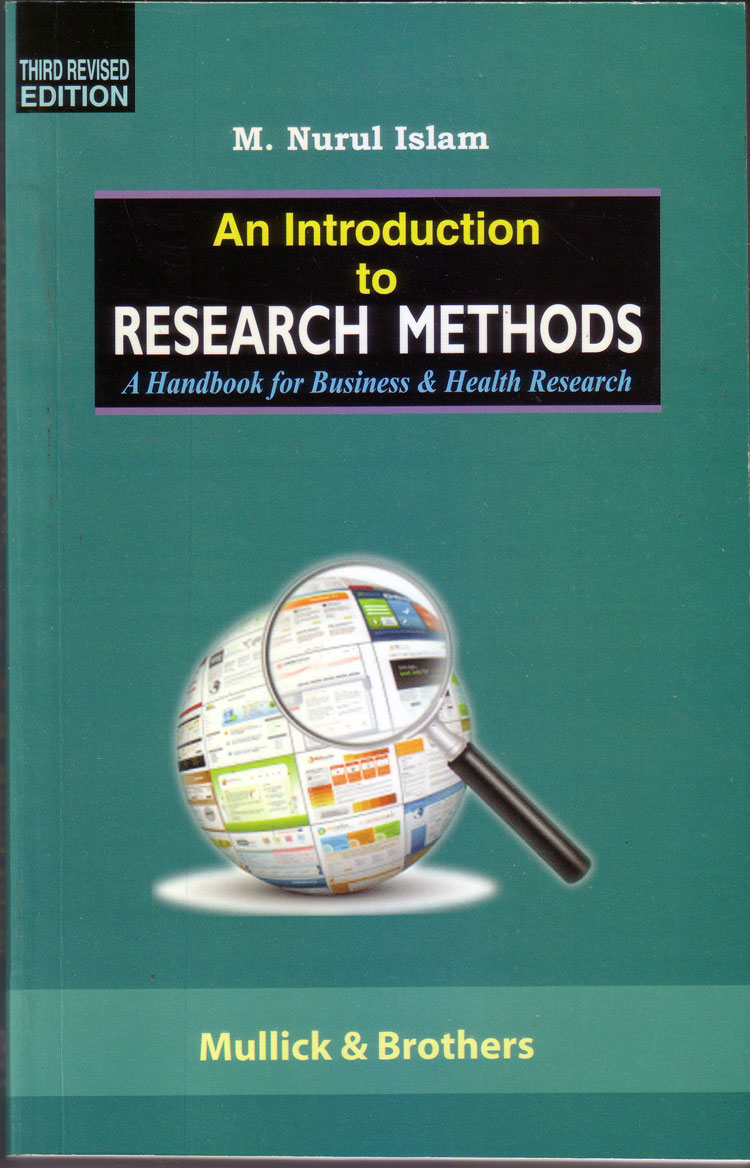 An Introduction to Research Methods
